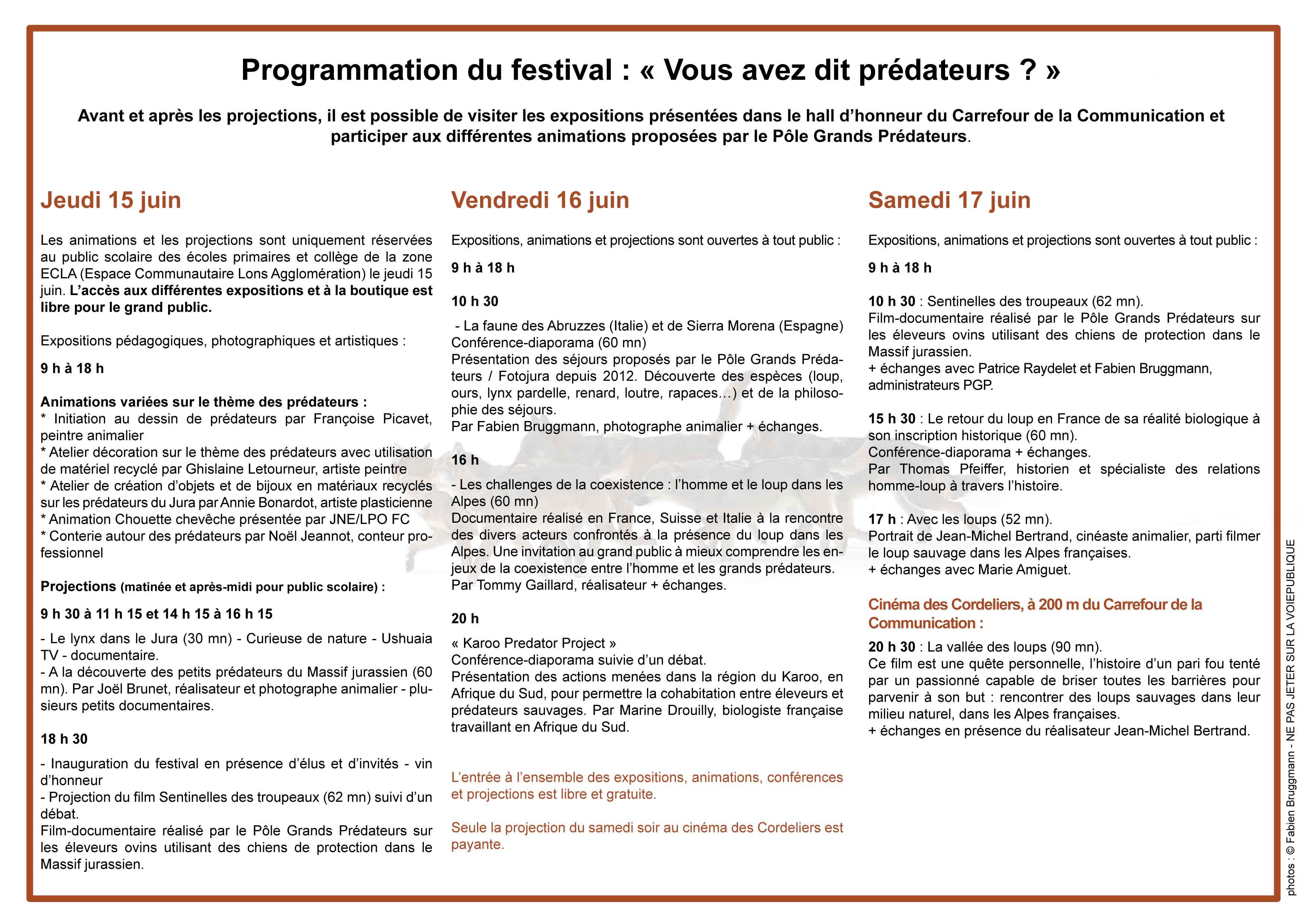 Programme 2017BD-2